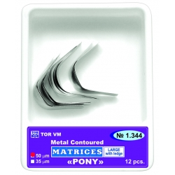 """№ 1.344 Metall kontuurmatriitsid """"Pony"""""""