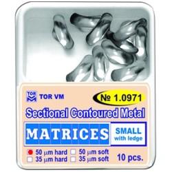 № 1.0971 Metall sektsioonmatriitsid