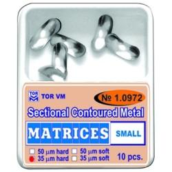 № 1.0972 Metall sektsioonmatriitsid