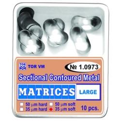 № 1.0973 Metall sektsioonmatriitsid...