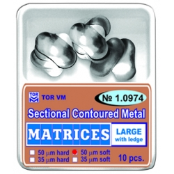 № 1.0974 Metall sektsioonmatriitsid...