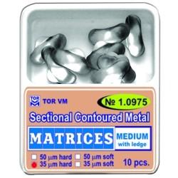 № 1.0975 Metall sektsioonmatriitsid