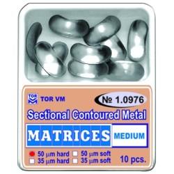 № 1.0976 Metall sektsioonmatriitsid