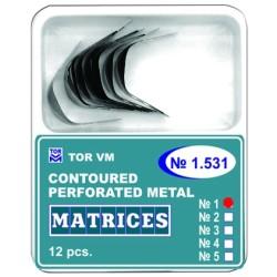№ 1.531(1) Metallmatriitsid perforeerima